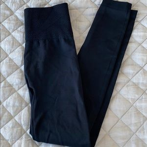Sofra winter fleece tights size small.